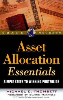 Asset Allocation Essentials av Michael C. Thomsett (Heftet)