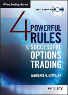 4 Powerful Rules to Successful Options Trading av Lawrence G. McMillan (DVD)
