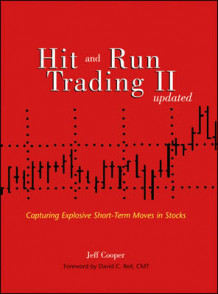 Hit and Run Trading II av Jeff Cooper (Innbundet)