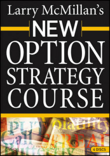 New Option Strategy Course av Lawrence G. McMillan (DVD)