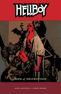 Hellboy Volume 1: Seed Of Destruction av Mike Mignola (Heftet)