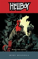 Hellboy Volume 2: Wake the Devil av Mike Mignola (Heftet)
