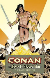 Conan And The Jewels Of Gwahlur av P. Craig Russell (Innbundet)