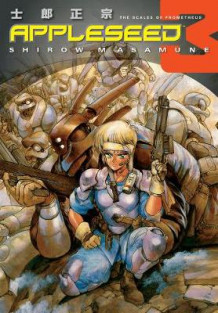 Appleseed Book 3: The Scales Of Prometheus (3rd Ed.) av Shirow Masamune (Heftet)
