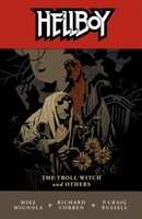 Hellboy Volume 7: The Troll Witch and Others av Mike Mignola og P. Craig Russell (Heftet)