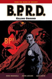 B.p.r.d. Volume 8: Killing Ground av John Arcudi (Heftet)