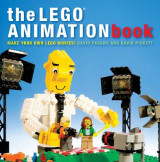 Omslag - The LEGO Animation Book