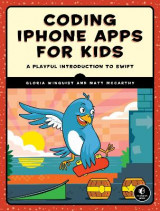 Omslag - Coding Iphone Apps For Kids