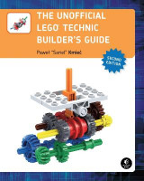 Omslag - The Unofficial LEGO Technic Builder's Guide