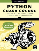 Omslag - Python Crash Course (2nd Edition)