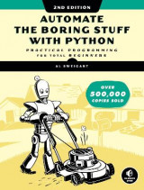 Omslag - Automate The Boring Stuff With Python, 2nd Edition