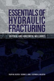 Essentials of Hydraulic Fracturing av Stephen A. Holditch, George E. King og Ralph W. Veatch (Innbundet)