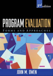 Program Evaluation av John M. Owen (Heftet)