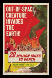 20 Million Miles to Earth av Randall D Larson og Henry Slesar (Heftet)