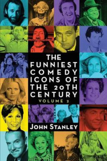 The Funniest Comedy Icons of the 20th Century, Volume 2 av John Stanley (Heftet)