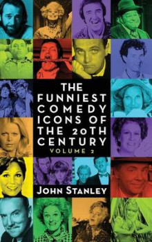 The Funniest Comedy Icons of the 20th Century, Volume 2 (Hardback) av Paul Stanley (Innbundet)