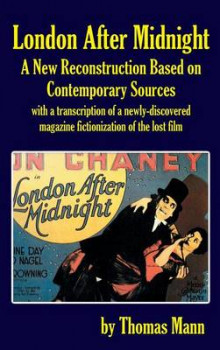 London After Midnight av Thomas Mann (Innbundet)