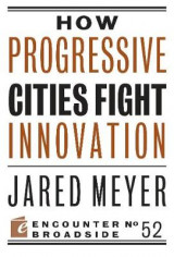 Omslag - How Progressive Cities Fight Innovation