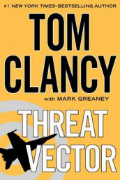 Threat Vector av Tom Clancy (Heftet)