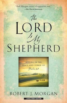 The Lord Is My Shepherd av Robert J Morgan (Heftet)