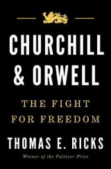 Omslag - Churchill and Orwell