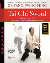 Omslag - Tai Chi Sword Classical Yang Style