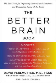 Better Brain Book av David Perlmutter og Carol Colman (Heftet)