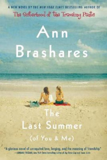 The last summer (of you and me) av Ann Brashares (Heftet)