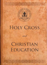 Omslag - Holy Cross and Christian Education