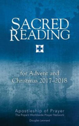 Omslag - Sacred Reading for Advent and Christmas 2017-2018