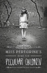 Omslag - Miss Peregrine's home for peculiar children
