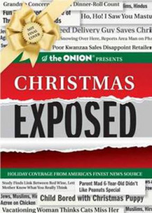 The Onion Presents: Christmas Exposed av The Onion (Heftet)