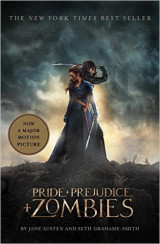 Omslag - Pride and Prejudice and Zombies