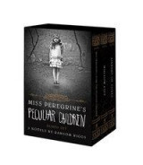 Omslag - Miss Peregrine's peculiar children boxed set