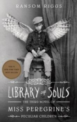 Omslag - Library of souls