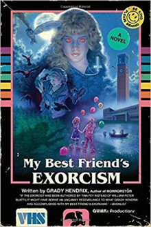 My Best Friend's Exorcism av Grady Hendrix (Heftet)