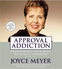 Approval Addiction Audiobook CD av J. Meyer (CD-ROM)