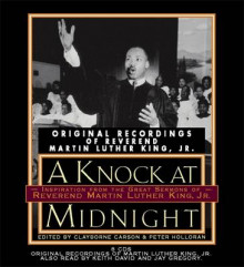 A Knock at Midnight av King og Peter Holloran (Lydbok-CD)