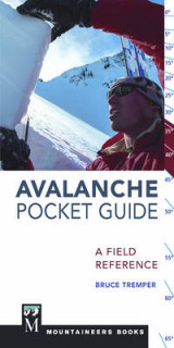 Omslag - Avalanche Pocket Guide: a Field Reference