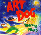 Art Dog (1 Hardcover/1 CD) av Thacher Hurd (Blandet mediaprodukt)