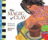 Omslag - The Magic of Clay