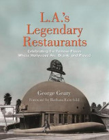 Omslag - L.A.'S Legendary Restaurants