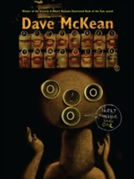 Pictures That Tick Book One av Dave McKean (Innbundet)