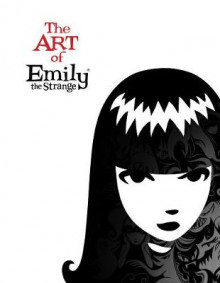 The Art Of Emily The Strange av Rob Reger (Innbundet)