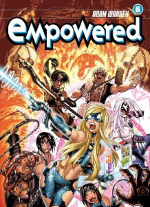 Empowered Volume 6 av Adam Warren (Heftet)