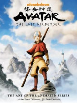 Omslag - Avatar: the Last Airbender: Art of the Animated Series