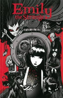 Emily The Strange Volume 3: The 13th Hour av Rob Reger (Heftet)