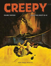Creepy Archives Volume 13 av Bill DuBay (Innbundet)