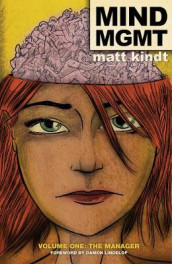 Mind Mgmt Volume 1: The Manager av Matt Kindt (Innbundet)