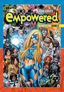 Empowered Deluxe Edition Volume 2 av Adam Warren (Innbundet)